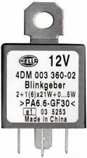 Blinkgeber für Signalanlage HELLA 4DM 003 360-021