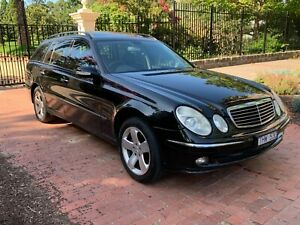 2005 MERCEDES E500 AVANTGARDE WAGON 7 SEATER