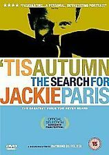 Tis Autumn - The Search For Jackie Paris (DVD, 2009)