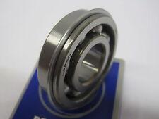 1 Sück NSK Rillenkugellager 6305 NR C3 25x62x17 mm mit Nut und Sprengring