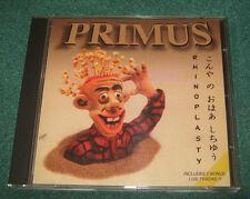 "Primus CD "" RHINOPLASTY "" Interscope"