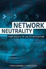 Neutralità della rete: dalla politica di legge per regolamento By Christopher T..