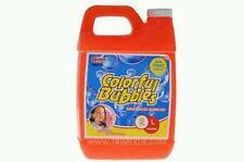 Pre Mixed Bubble Liquid Solution Refill for Bubble Gun Shooter bottle 1L
