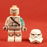 Genuine Lego Star Wars Jek 14 Minifigure with Stormtrooper Helmet