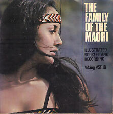 "JAMES SIERS ‎– The Family Of The Maori (1966 VINYL EP 7"" + BOOKLET)"