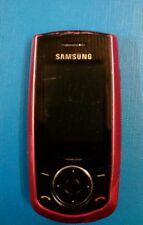 Cellulare SAMSUNG  sgh- m600 non funzionante.