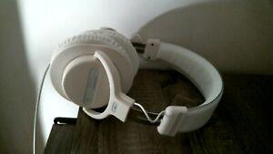 Audio Technica pro5x white DJ Headphones