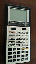 CASIO FX-8000G Scientific Graphic LCD Calculator WORK