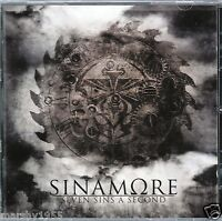 Sinamore - Seven Sins A Second CD