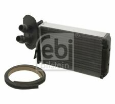 Heat Exchanger, interior heating 18764, Original FEBI BILSTEIN