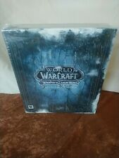World Of Warcraft Wrath Of The Lich King Collectors Edition - Brand New Sealed