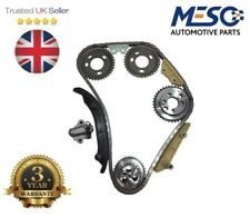 TIMING CHAIN KIT +GEARS CHAIN GUIDES TENSIONER FITS TRANSIT MK7 2.4 RWD 2006 ON