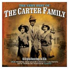 Carter Family - The Very Best Of 3CD (2019)