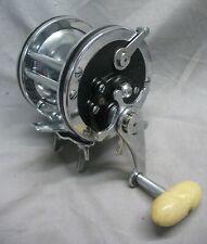 New Listing Vintage Penn Senator 1/0 Free Spool Saltwater Fishing Reel Nice L@K