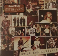 Cheap Trick We're All Alright! BRAND NEW & SEALED CD