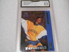 Kevin Garnett GRADED ROOKIE!! 1995 Collect A Card #8 RC HOFer!!  6.5%-1