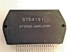 NOS SANYO STK4191 STEREO POWER AMPLIFIER IC INTEGRATED CIRCUIT