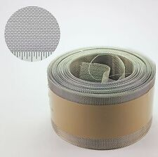 Insect Screen - Stainless Steel Soffit Vent Mesh - 75mm x 30.5 metre roll