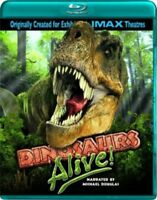 Nuovo Dinosaurs Alive! 3D Blu-Ray