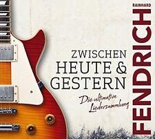 2CD*RAINHARD FENDRICH**ZWISCHEN HEUTE UND GESTERN (39 TRACKS)***NAGELNEU & OVP!!