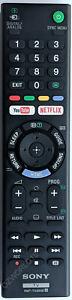Genuine Sony RMT-TX300E RMTTX300E TV Remote Netflix Youtube New KD KDL
