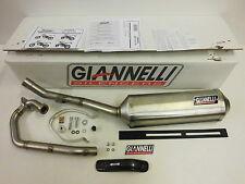 Giannelli Auspuff Sportauspuff Auspuffanlage komplett Yamaha WR 125 R / X ABE