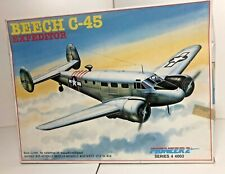 Beech C-45 Expeditor Pioneer 2 Series 4 4003 Airplane Model Kit 1:72 Scale