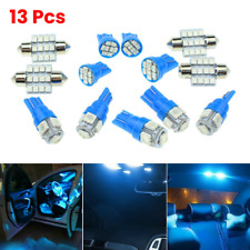 New listing 13x Auto Car Accessories Interior Led Lights For Dome License Plate Lamp 12V Kit