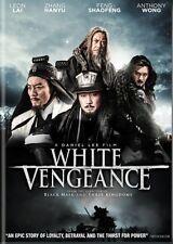 White Vengeance  - Hong Kong RARE Kung Fu Martial Arts Action movie - NEW