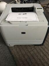 HP LaserJet P2055dn Laser Printer, Used And Tested, Needs Toner