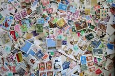 Worldwide Bulk Kiloware Stamps Mixtures Over 2000 Off Papers FREE US SHIPPING