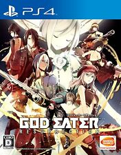 God Eater Game Download DLC for PlayStation 4 PS4 (No Disc Included)