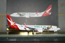 "Gemini Jets Qantas B737-2030cm Bring It On"" Diecast Aircraft, 1:200 Scale"