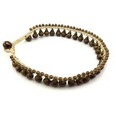 27.5 cm women foot ankle bracelet 1Pc new rope knitting bell fashion jewelry