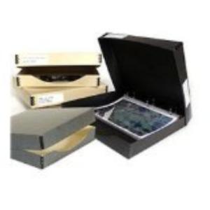 "Archival Methods 6502 Three Ring Binder Box 12.25x13.25x2.0"""