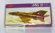 Kp Modelo Plástico Avión MiG-21Mf Chorro Avión Kit 1:72 Emb.orig