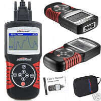 KW820 Car Scanner Tool EOBD OBD2 OBDII Diagnostic Code Reader Check Engine Scan