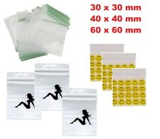 Cheap Bulk Small Large Sealy Grip Zip Lock Up Seal Gummy Bags Baggies Cm Mm Uk