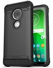 Encased Heavy Duty Moto G7 Case (2019 Scorpio Series) Military Grade Rugged Phon