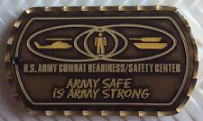 U.S. A, U.S militaire armée rares émaillé plaque .67 x 40 mm, 51 g