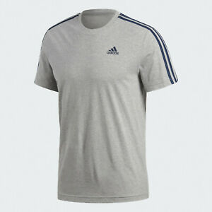 Adidas Camiseta Hombre Ess Essentials Manga Corta Algodón S-2XL S98722