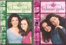 Gilmore Girls Season 4 & 5 - DVD TV Shows Fourth Fifth BRAND NEW