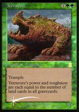Terravore FOIL | EX + | Odyssey | Magic MTG