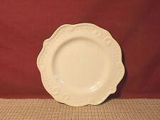 """Pfaltzgraff Dinnerware Madrid White Pattern Salad Plate 7 7/8"""""""