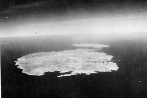 Malta, ariel view.  World War 2 photograph