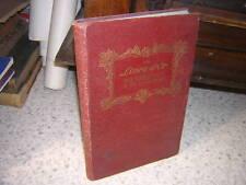 1900.livre d'or des fiançailles & mariage / Jean