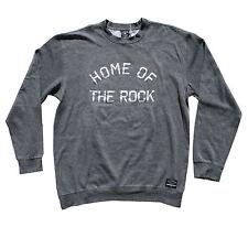 Fourstar FOUR CITIES OAKLAND Mens Crew Neck Sweatshirt XL Charcoal Grey NEW