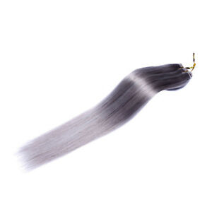 """AAAAA 15""""-36"""" Remy Human Hair Weft Extensions Straight 100g Width 59"""" More Color"""