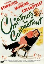 CHRISTMAS IN CONNECTICUT Barbara Stanwyck Sydney Greenstreet DVD Region 1