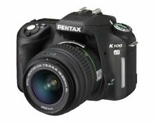 Pentax Digital Single-Lens Reflex Camera K100D Lens Kit Da 18-55Mmf3.5-5.6Al Wit